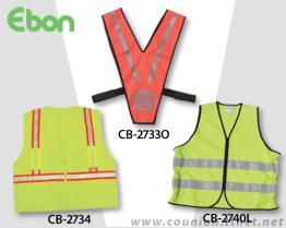 Safety Vest-CB-2733O