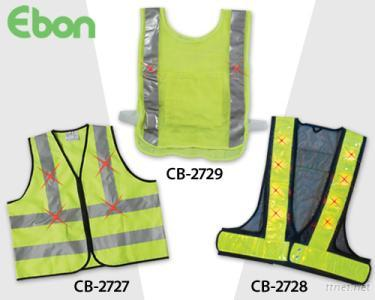 Flashing Light Warning Vest