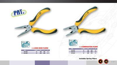 Long Nose Pliers /Invisible Spring Pliers