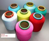 Polyester or Nylon Color Yarn