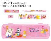 Pencil Case Stationery Set