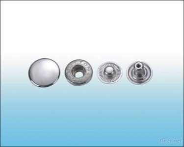 15mm Cap + 13mm Socket, Spring Snap ButtonsSB-206