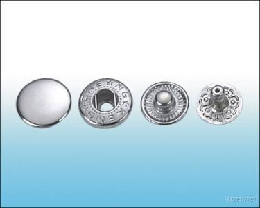 12mm, Spring Snap Buttons SB-205