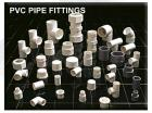 PVC-Rohrfittings