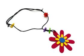 DIY Craft Kit/DIY Craft Materials/DIY Foam Necklace Kits