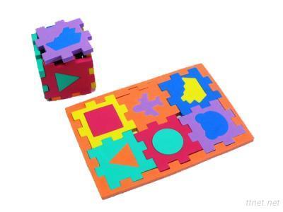 Educational Toys - Building Cube & Dice