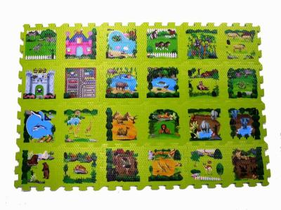 Heat Transfer Play Mats, Puzzle Mats, Foam Puzzle, Educational Toys, Floor Mat