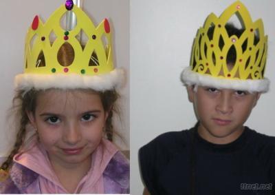 DIY Craft Kit - Foam Crown