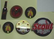 Flash Badge Lamp