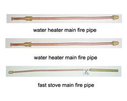 Pipe principale principale de pipe du feu de chauffe-eau/de feu fourneau rapide