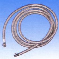 Tube Twisted de fil d'acier inoxydable
