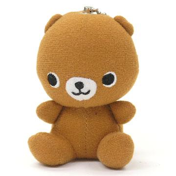 Заполненный медведем сигнал тревоги куклы личный