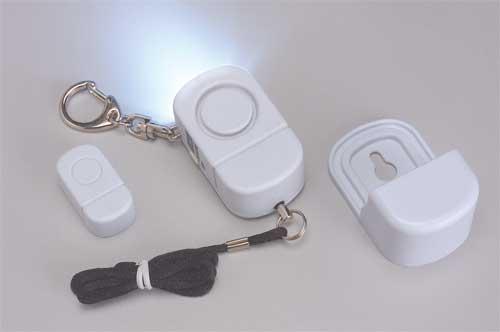 4 in 1 Magnetisch Alarm van de Veiligheid van het Venster/van de Deur van de Sensor