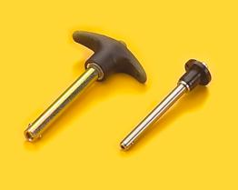 공 자물쇠 핀