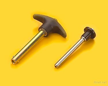 Ball lock pin