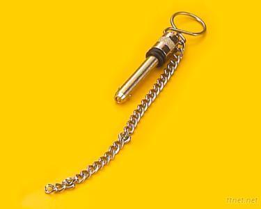 Double-Acting Ball Lock Pin