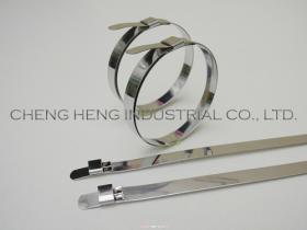 Stainless Steel Cable Ties, CV Boot Clamp