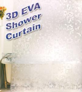 Holdgraphic Shower Curtain