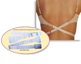 Low-Back конвертер с триангулярной тканью PU
