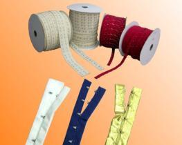 Ленты крюка & глаза для женского одеяния