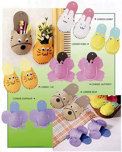 Hand Slipper- Craft Set