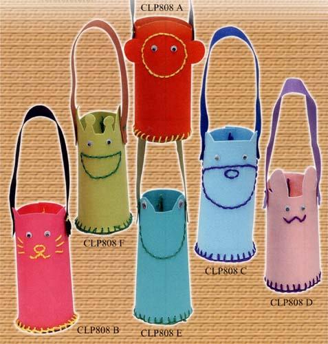 Cylinder Pouch- Craft Set