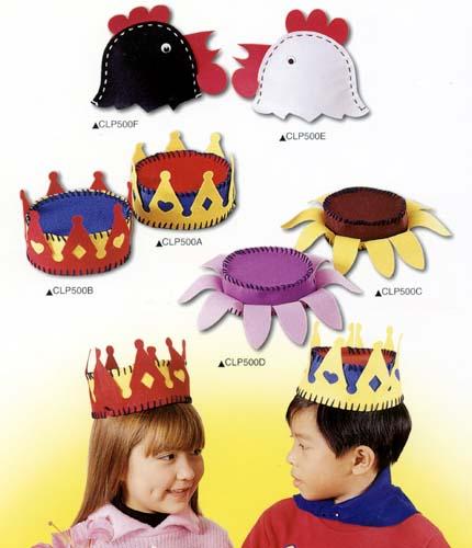 Hand Made Hat- Craft Set
