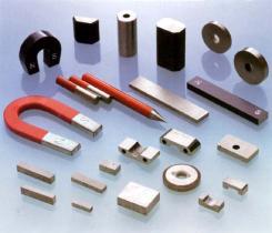 Gesinterde Magneten al-Ni-Co