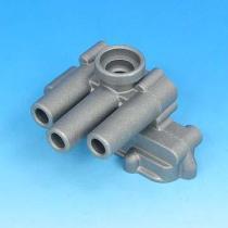 ガス装置のための精密アルミニウム鋳造物の部品