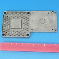 High-Precision Die-Cast Computer Heat Sink Parts