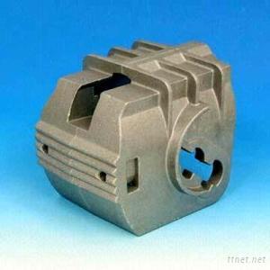 Industrial Aluminum and Zinc Die-cast Parts