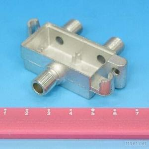 Zinc Die-Cast Electronics Components in High Precision