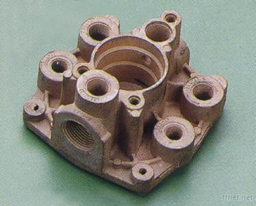Aluminum/Zinc Alloy Parts