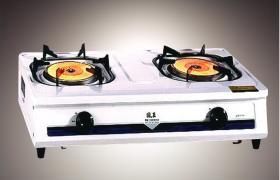 Fourneaux de gaz infrarouges (doubles brûleurs)
