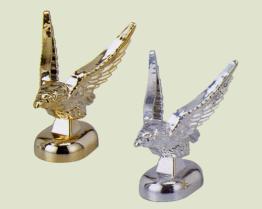 Victory & Eagle Hood Ornaments