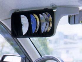 In-Car CD Holder