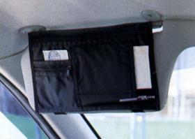 Sun Visor Bags