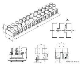 Terminals Block-1
