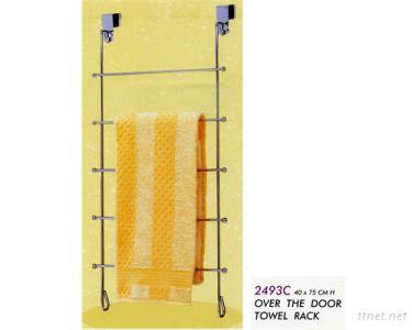Over the Door Towel Racks
