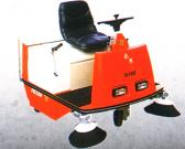 Ride-on Sweeper