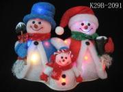クリスマスの人形