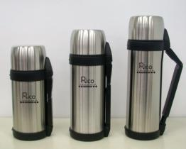 Stainless Steel Wide Mouth Vacuum Bottle