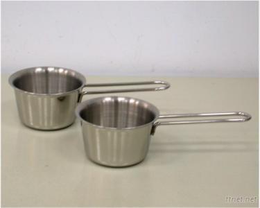 Stainless Steel Mushroom Cup