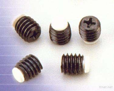 Screws for Locking Glass