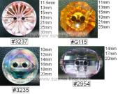 Various Acrylic Buttons