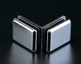 Parti unite di vetro del quadrato & della clip
