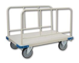Resin Coating Hand Truck-Full Tzer CSB-681