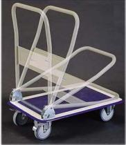 Resin Coating Hand Truck(with brake)