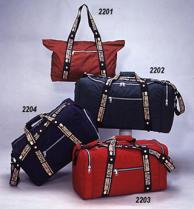 De zakken van de reis
