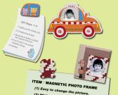 Magnetic Cute Photo Frames